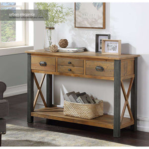 Furnish Our Home:Baumhaus Urban Elegance Reclaimed Console Table