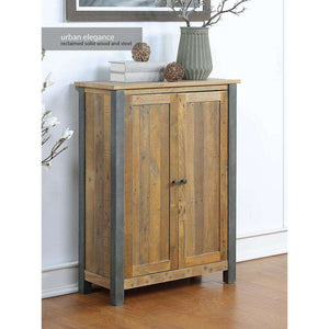 Furnish Our Home:Baumhaus Urban Elegance Reclaimed Large Shoe Storage Cupboard