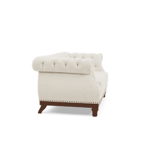 Furnish Our Home:Mark Harris Highgrove Ivory Linen 2 Seater Sofa