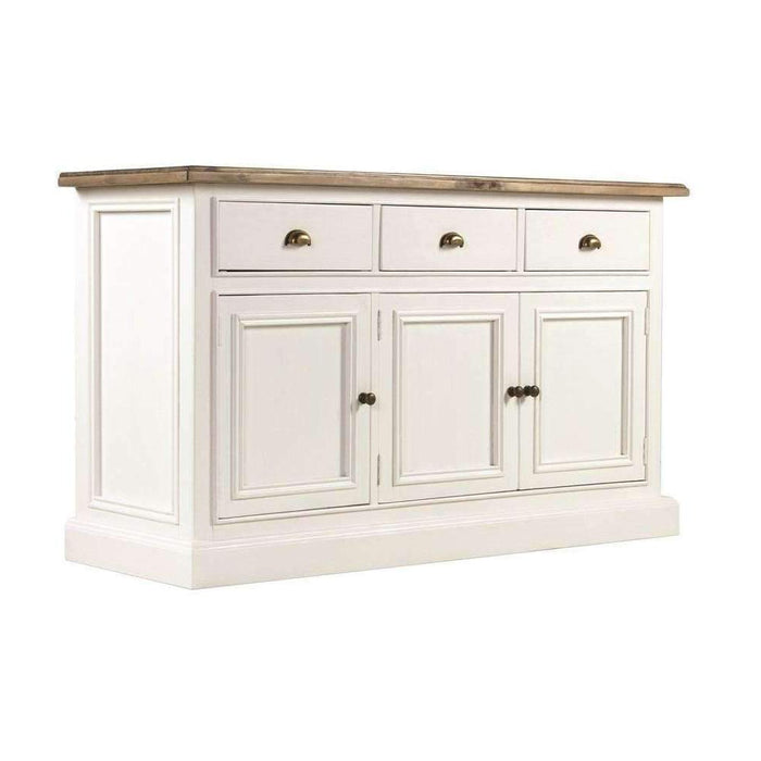 Rowico Lulworth Sideboard 3 Drawers 3 Doors