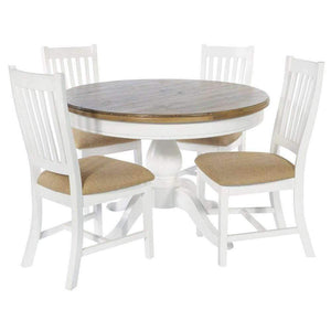 Furnish Our Home:Beco Living Windsor 1.2m Round Pedestal Dining Table
