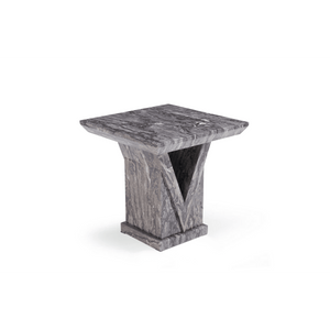 Furnish Our Home:Mark Harris Minsk Grey Lamp Table