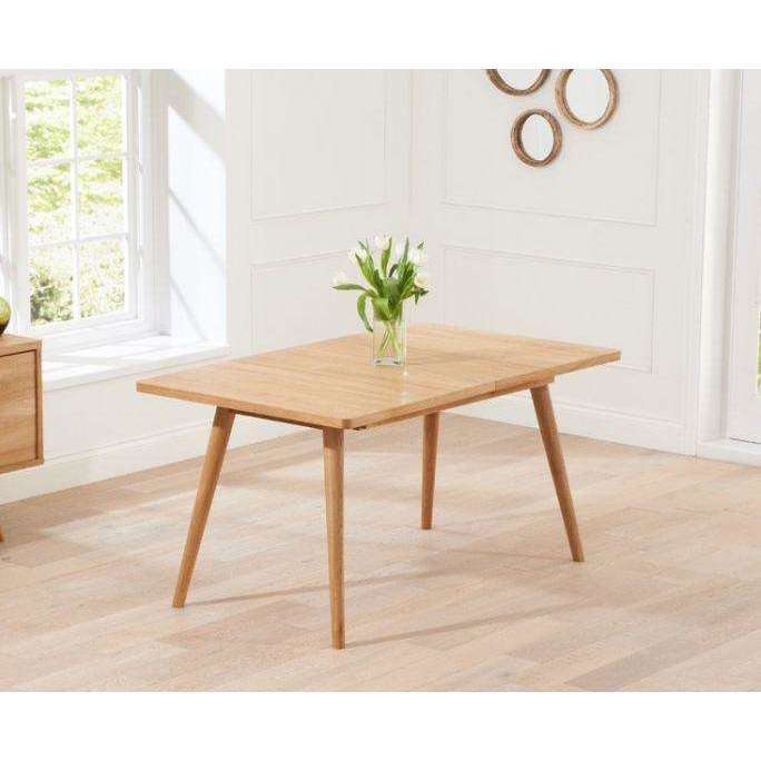 Mark Harris Tribeca Oak Table 150-240cm