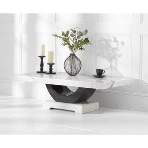 Furnish Our Home:Mark Harris Rivilino Coffee Table - White