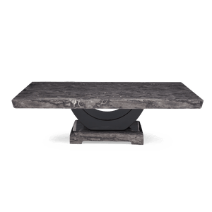 Furnish Our Home:Mark Harris Rivilino Coffee Table - Dark Grey