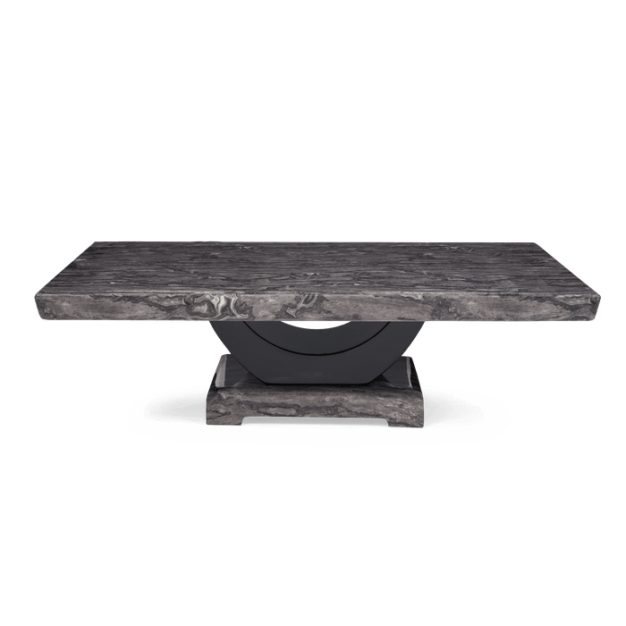 Mark Harris Rivilino Coffee Table - Dark Grey