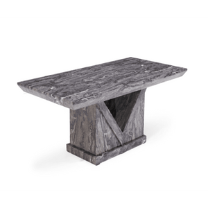 Furnish Our Home:Mark Harris Minsk Grey Coffee Table