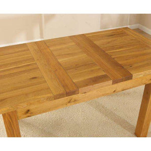 Furnish Our Home:Mark Harris Rustique 120cm Table