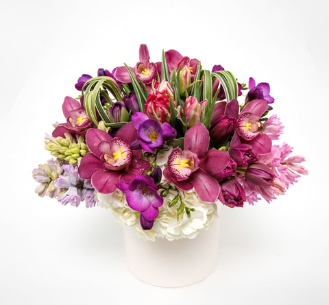 Valentine's Day Spring Bouquet