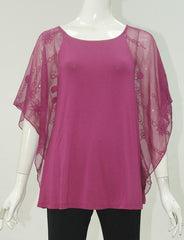 Womens tops S175200 berry