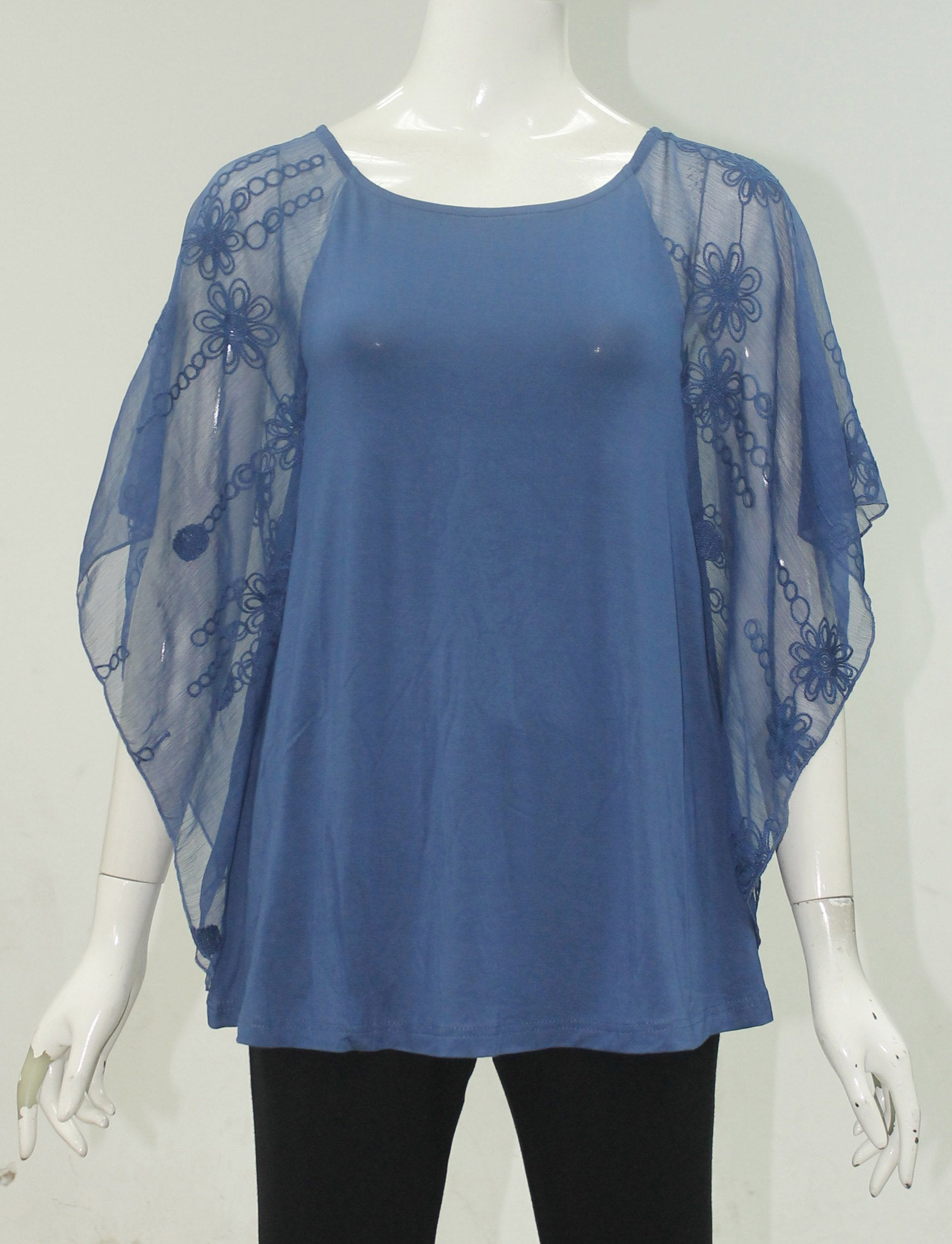 Womens tops S175200 blue