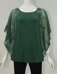 Womens tops S175200 green