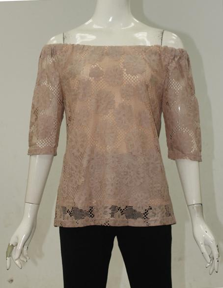 Womens tops S175201 pink