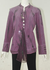 Womens tops W171216 purple