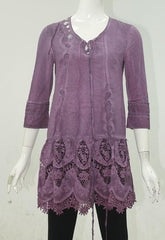 Womens tops S162221 purple