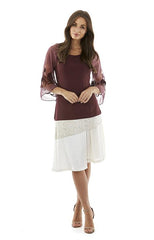 Womens tops S181200 berry
