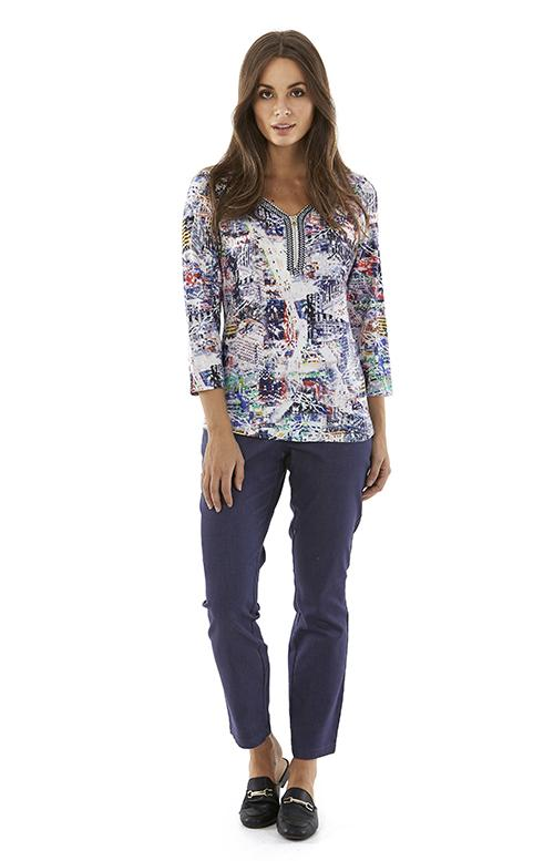 Womens tops S181209 print