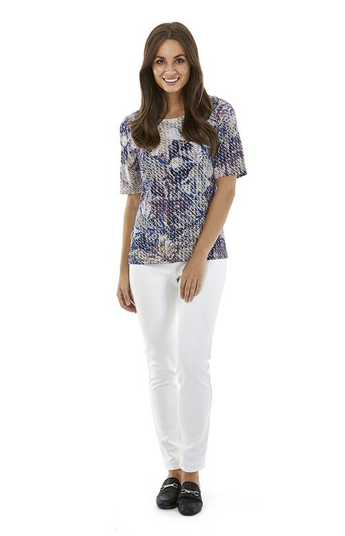 Womens tops S181216 print