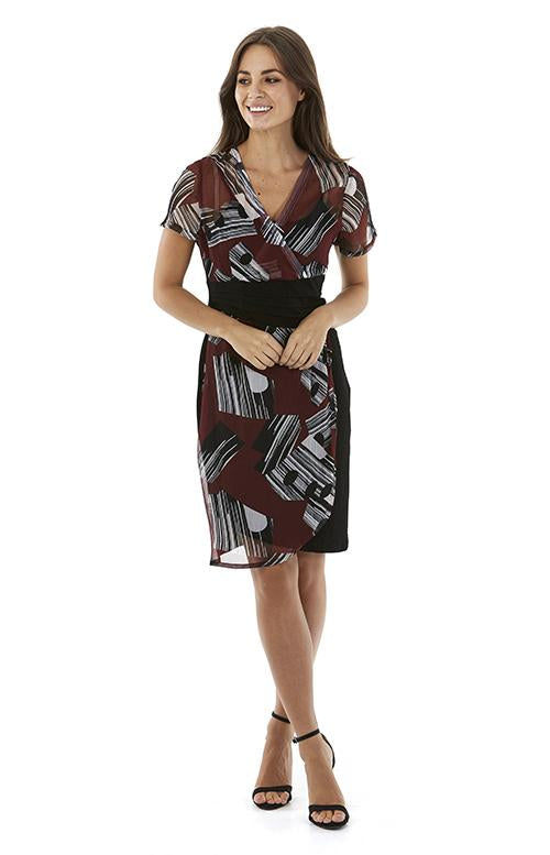 Womens dresses S181520 red