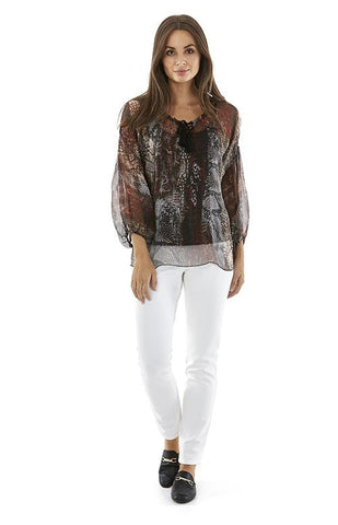 Womens tops S182204 print