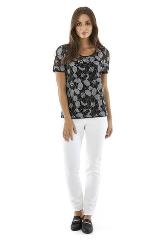Womens tops S182205 black