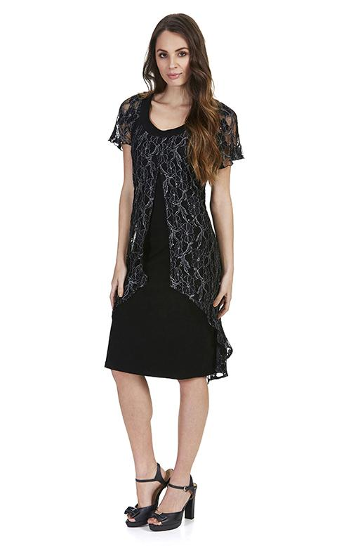 Womens dresses S181517 black