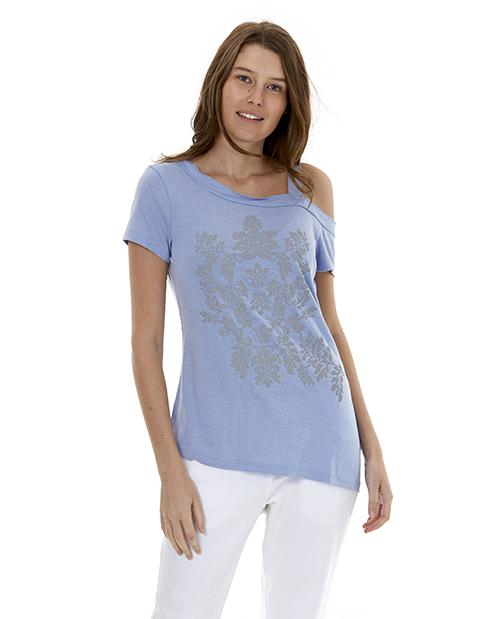 Womens tops S183200 blue