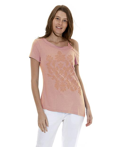 Womens tops S183200 coral