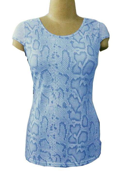 Womens tops S183205 blue