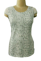 Womens tops S183205 silver