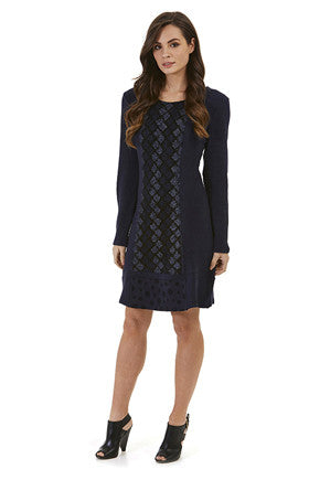 Womens dresses W171512 navy/navy