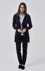 Womens jackets W181302 navy