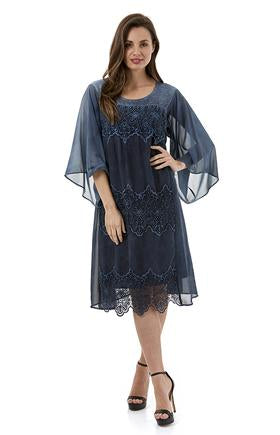 Womens dresses W181506 navy