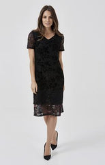 Womens dresses W181511 black