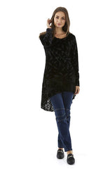 Womens tops W182252 black
