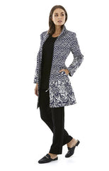 Womens jackets W182311 navy