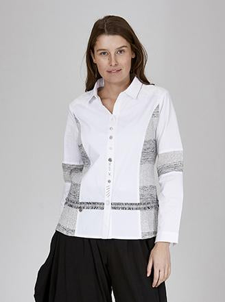 Womens tops W191203 white