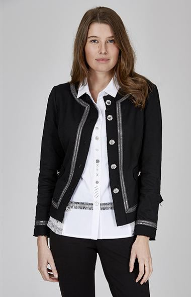 Womens jackets W191311 black