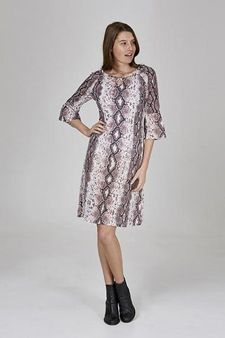 Womens dressess W191510 print