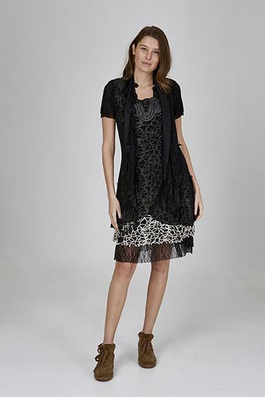 Womens dressess W191515 black