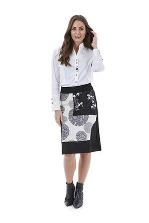 Womens skirts W192402 black
