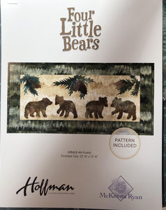 FOUR LITTLE BEARS KIT