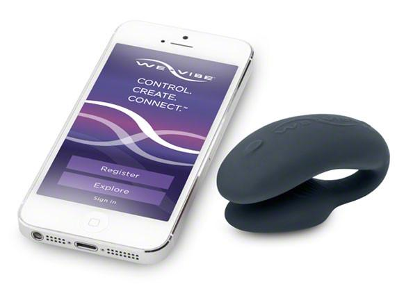 We-Vibe 4 Plus - now with an app