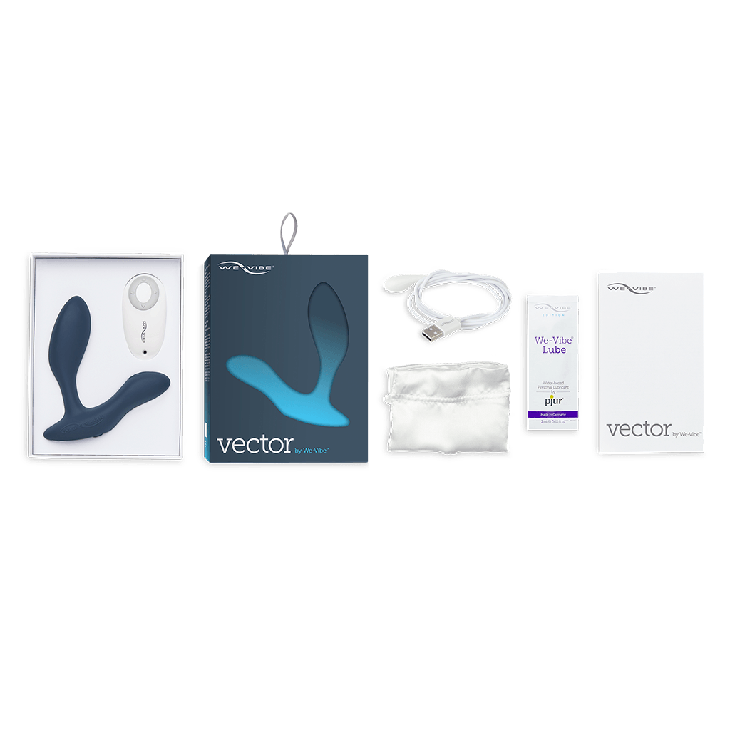 WeVibe Vector Vibrating Prostate Massager