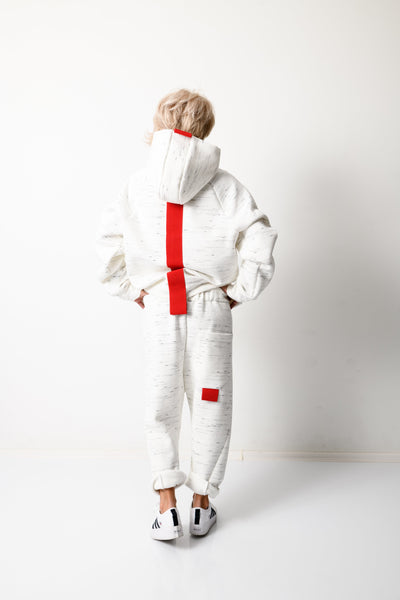 Clothes By Locker Room - Two Piece Tracksuit Set For Women