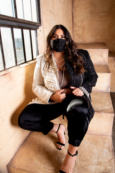 Outfit + Mask