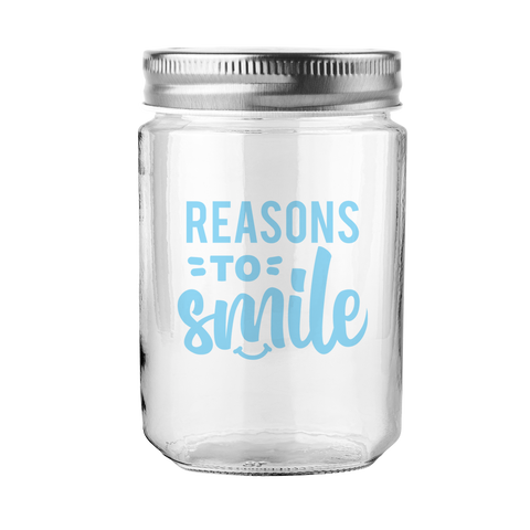 Tarro de Deseos REASONS TO SMILE