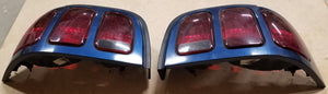 2000 Mustang Tail Lights