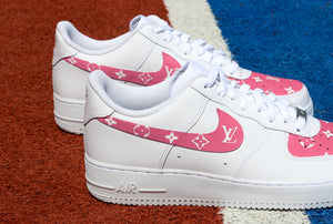 NIKE Air Force 1 '07 Pink LV