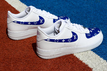 Afbeelding in Gallery-weergave laden, NIKE Air Force 1 '07 Dark Blue LV